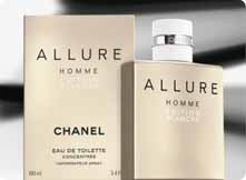Chanel Allure Blanche Homme