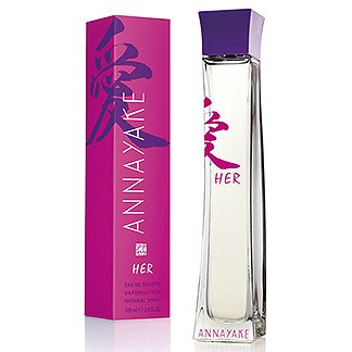 Annayake Love Her edt 100ml tester