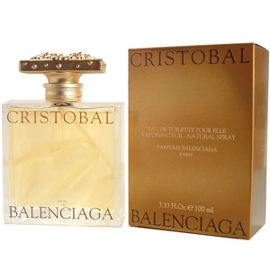 Balenciaga Cristobal Woman edt 100ml