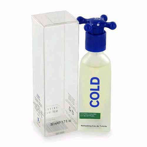 Benetton Cold edt 100ml tester