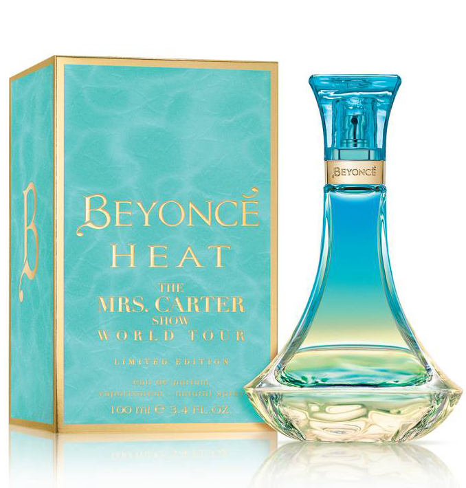 Beyonce Heat The Mrs. Carter Show World Tour edp 30ml