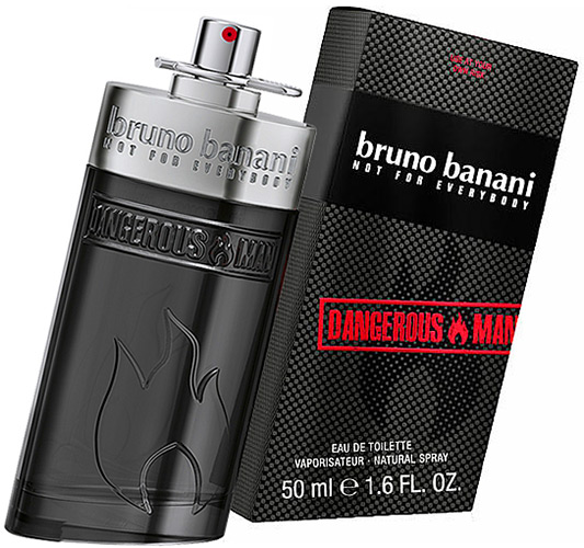Bruno Banani Dangerous Man 30 ml