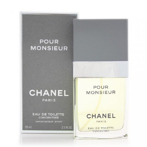 Chanel Pour Monsier edt 100ml