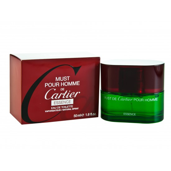 Cartier Must Cartier Pour Homme Essence edt 100ml tester