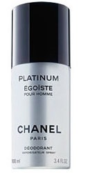 Chanel Egoiste Platinum deo 100 ml