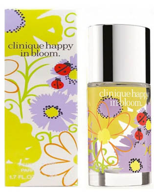 Clinique Happy In Bloom 2013 edp 50ml tester