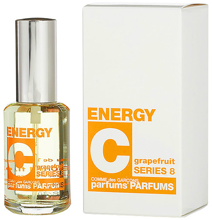 Comme des Garcons Series 8 Energy C: Grapefruit edt 30ml