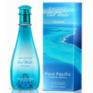 Davidoff Cool Water Pure Pacific for Her edt 100ml tester