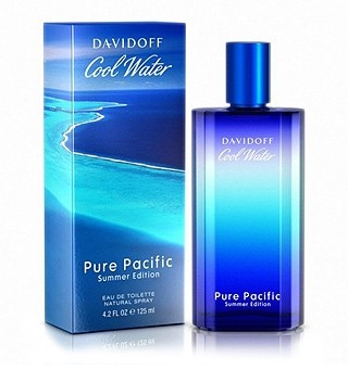 Davidoff Cool Water Pure Pacific for Him edt 125ml tester