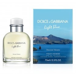Dolce-Gabbana Light Blue Discover Vulcano Pour Homme edt 40ml