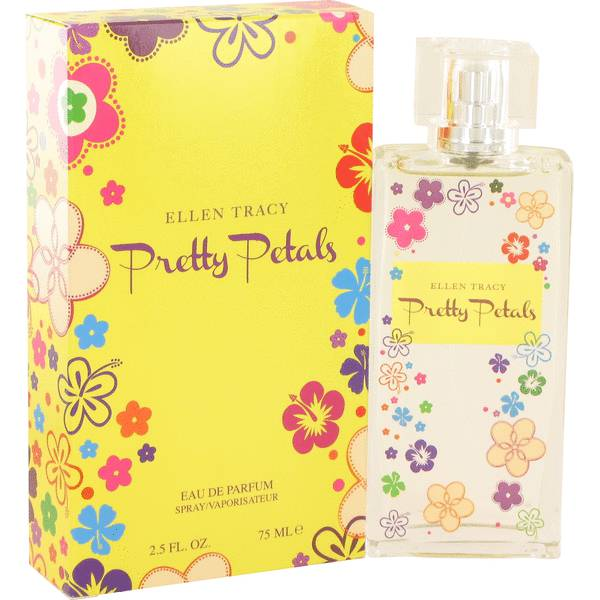 Ellen Tracy Pretty Petals edp 75ml tester