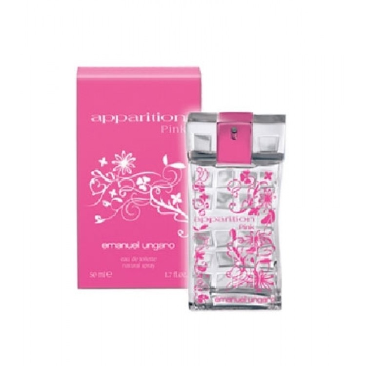 Emanuel Ungaro Apparition Pink edt 30ml