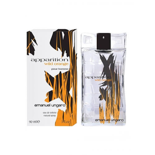 Emanuel Ungaro Apparition Wild Orange edt 50ml