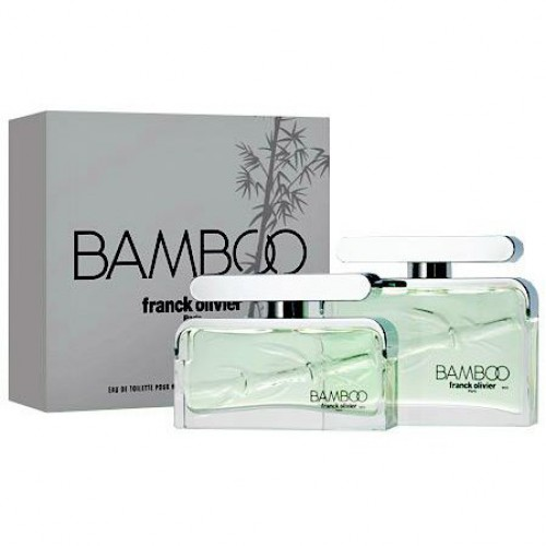 Franck Olivier Bamboo for Men edt 50ml