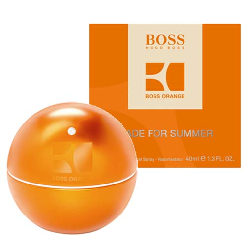 Hugo Boss In Motion Orange Made For Summer edt 40ml