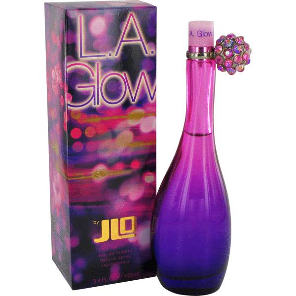 Jennifer Lopez L.A. Glow edt 30ml
