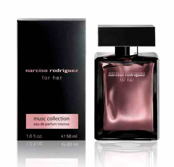 Narciso Rodriguez For Her Musc Collection Intense edp 30ml