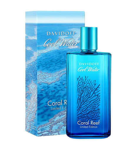 Davidoff Cool Water Man Coral Reef Edition edt 125ml tester