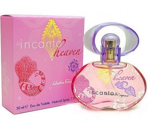 Salvatore Ferragame Incanto Heaven lady edt 100 tester
