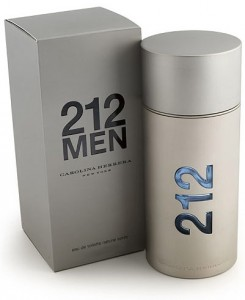 Carolina Herrera 212 men edt 30 ml
