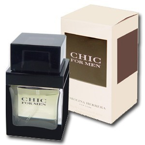Carolina Herrera Chic man edt 30 ml