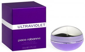 Paco Rabanne Ultraviolet lady edp 50 ml