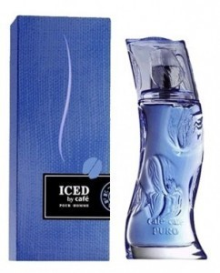 Cafe-Cafe Iced By man edt 50 ml