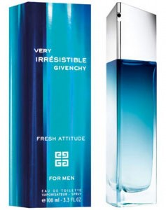 Givenchy Very Irresistible Fresh Attitude For men edt 30 ml