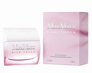 Max Mara Silk Touch lady edt 40 ml