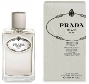 Prada Infusion D'Homme edt 100 ml tester