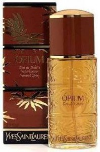 Yves Saint Laurent Opium lady edt 30 ml
