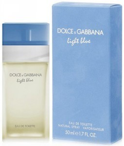 Dolce-Gabbana Light Blue edt 25 ml