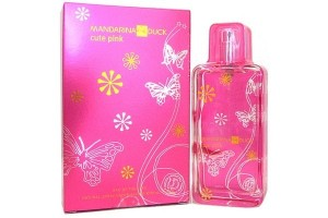 Mandarina Duck Cute Pink edt 50 ml