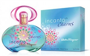 Salvatore Ferragame Incanto Charms lady edt 100 ml
