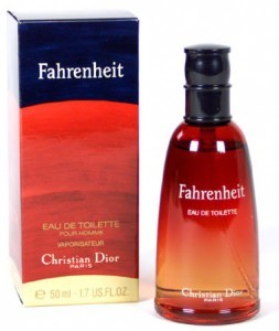 Christian Dior Fharenheit edt 30 ml