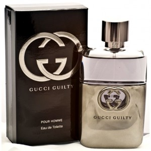Gucci Guilty man edt 90 ml tester