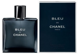 Chanel Blue Chanel man edt 100ml tester