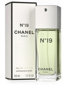 Chanel №19 edt 100 ml tester
