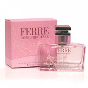 Gian Franco Ferre Rose Princess edt lady 50 ml
