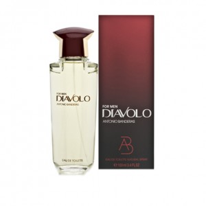 Antonio Banderas Diavolo men edt 100 ml