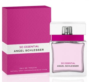 Angel Schlesser So Essential lady edt 50 ml