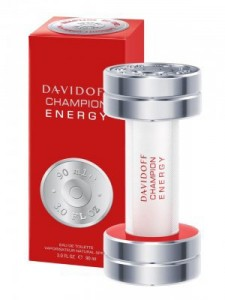 Davidoff Champion Energy man edt 90 ml tester