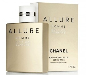 Chanel Allure homme Edition Blanche edt 100 ml tester
