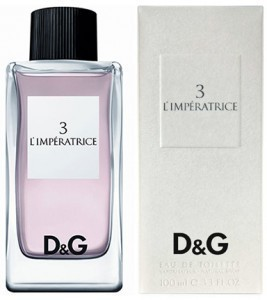 Dolce-Gabbana 3 LImperatrice edt 100 ml tester