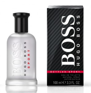 Hugo Boss №6 Sport edt 100 ml