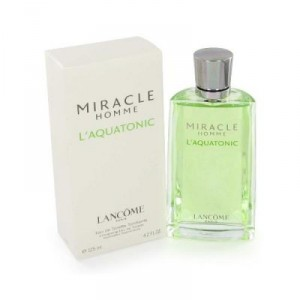 Lancome Miracle L Aquatonic men 125 ml
