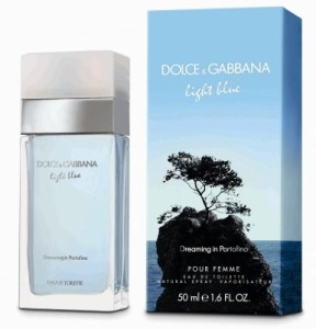Dolce-Gabbana Light Blue Dreaming in Portofino edt 100ml tester