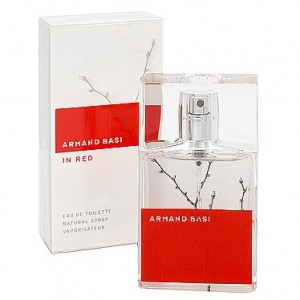 Armand Basi In Red lady edt 30 ml