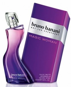 Bruno Banani Magic lady edt 20 ml