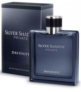 Davidoff Silver Shadow Private man edt 100 ml